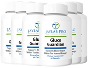 Prograde Gluco Guardian 6 Bottle